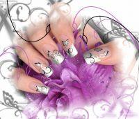 Kurz - Home Nail Art
