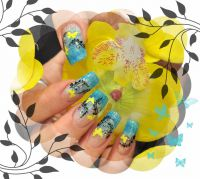 Kurz - Home Nail Art