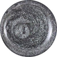 Farebný Glamour Cosmic UV gél - Black Diamond