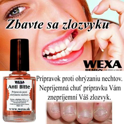 Anti Bitte - roztok proti ohrýzaniu nechtov