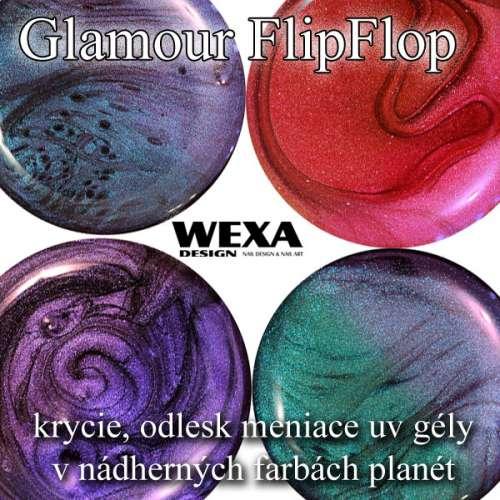 WEXA Glamour FlipFlop uv gel