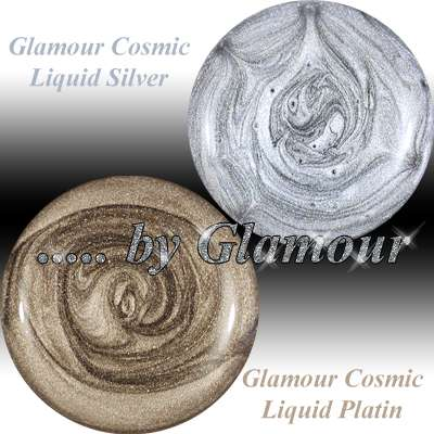 Glamour Cosmic farebný uv gél na nechty