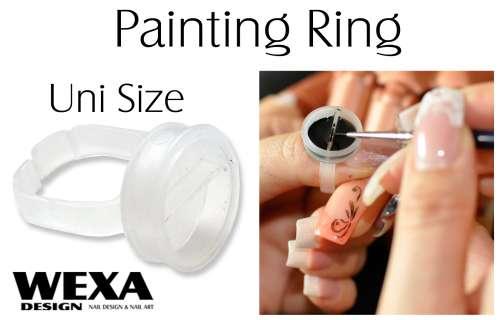 Painting Ring - Prstienok na farbu