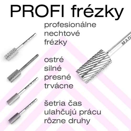 Profesionálne frézky na nechty