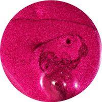 Color Glamour UV gél - Metallic Magenta