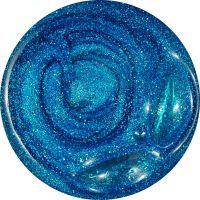 Farebný Glamour Cosmic UV gél - Fresh Ocean