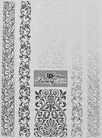 Luxury vodolepky silver L219
