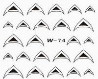 Cuticle Tattoo W-74