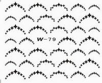Cuticle Tattoo W-79