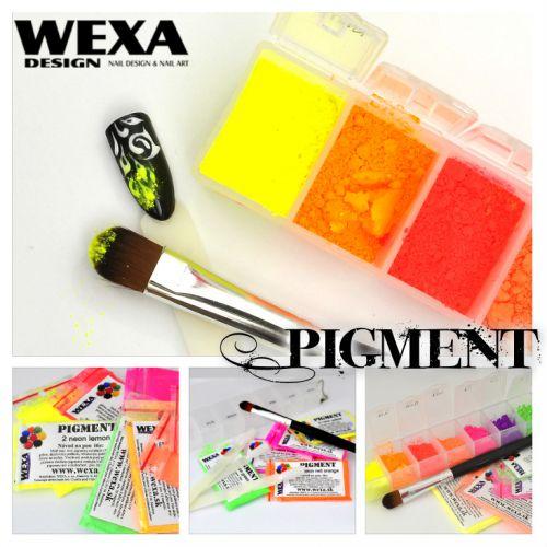 Ako používať pigment na nechty
