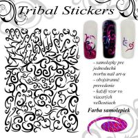 Zvätšiť fotografiu - Tribal Stickers - Diamond Magenta