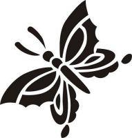 Tattoo šablónka 41-160