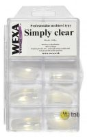 Tipy SIMPLY clear - BOX 100ks