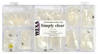 Tipy SIMPLY clear - BOX 500ks