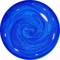 Farebný Glamour UV gel - Peugeot Blue
