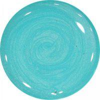 Farebný Glamour UV gel - Blue Lagoon