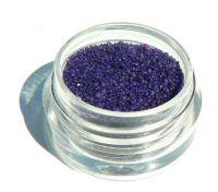 Deco piesok - 7 fialový