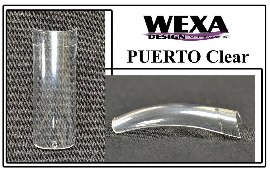 Typy PUERTO clear - náhradné balenie č. 1