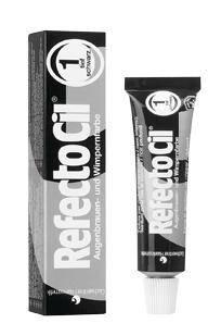 RefectoCil č.1 - farba na mihalnice a obočie čierna
