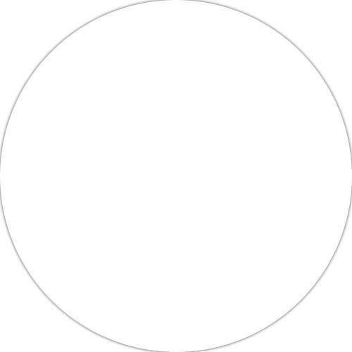 Farebný akryl - 26 kriedovo biely