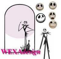 Nail Tattoos - Nightmare party - 108