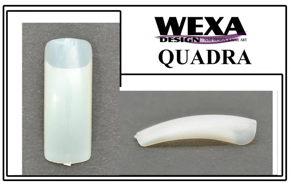 Typy na nechty Quadra č.1 - náhradné balenie