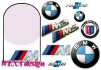 Nail Tattoos - BMW special - 113