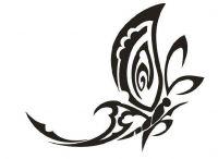 Tattoo šablónka 47-157