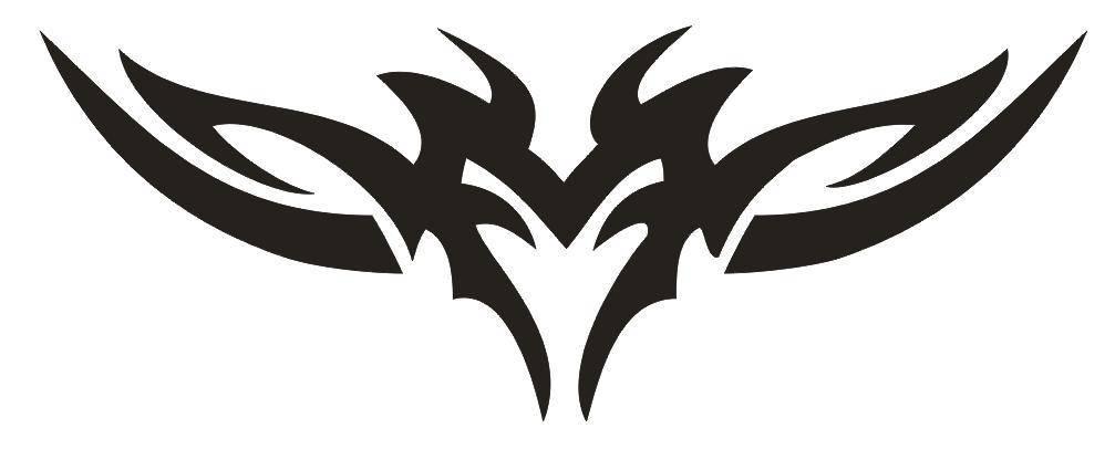 Tattoo šablónka - Fique