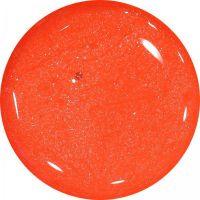 Farebný Glamour Cosmic UV gél - Tingling Orange