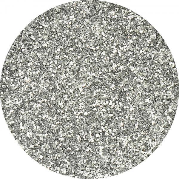 Jemnučký trblietavý prášok - Aluminium