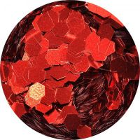 Konfety hexagony plné - BO307