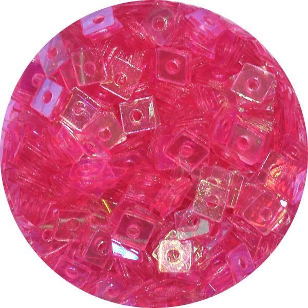 Konfety štvorčeky s dierkou mini - STV 120