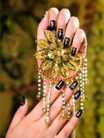 Vodolepky zlaté - T301