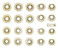 Vodolepky zlaté - C071