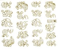 Vodolepky zlaté - C081