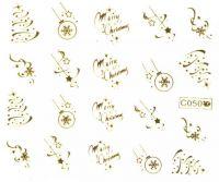 Vodolepky zlaté - C050
