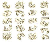 Vodolepky zlaté - C068