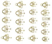 Vodolepky zlaté - C069