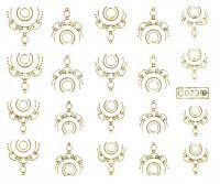 Vodolepky zlaté - C073
