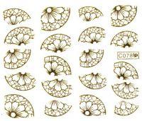 Vodolepky zlaté - C078