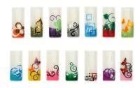 Easy Nail Art - tenučké samolepky na zdobenie nechtov, nálepky na nechty