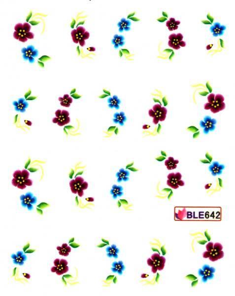 Vodolepky - BLE642