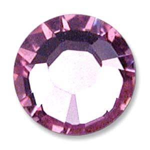 Hot Fix nažehľovacie kamienky SS16 - 3 Pink