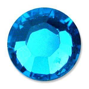 Hot Fix SS6 - 18 Capri Blue