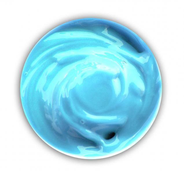 3D Art UV gél - Babyblue