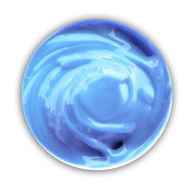 3D Art UV gél - Bluelevander
