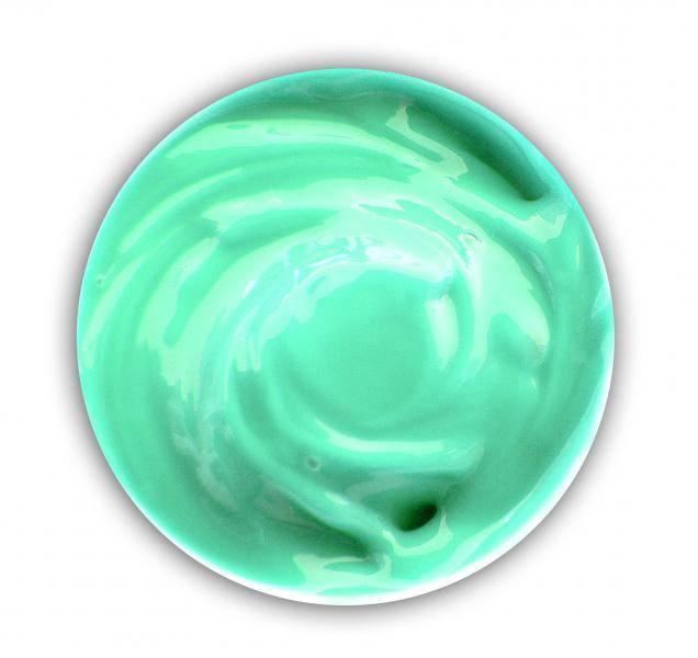 3D Art UV gél - Mint