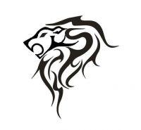 Tattoo šablónka - Leooo-165