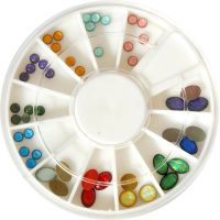 Holografické tekuté kamene - Circle